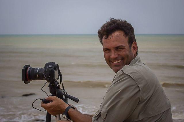 Captura por la fotógrafa  Dani Garofalo - Paraguaná 2014
