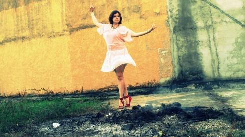 Yo danzo, autorretrato, Junio 2014