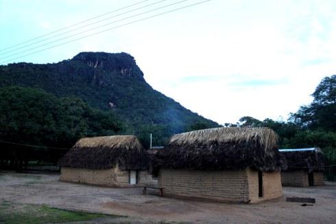 Comunidad Corozal, región del Río Maniapure, Edo. Bolívar