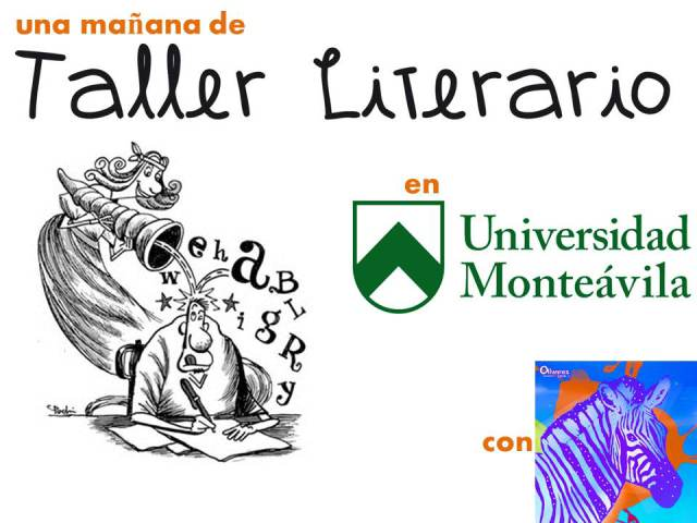 taller literario Univ Monteavila